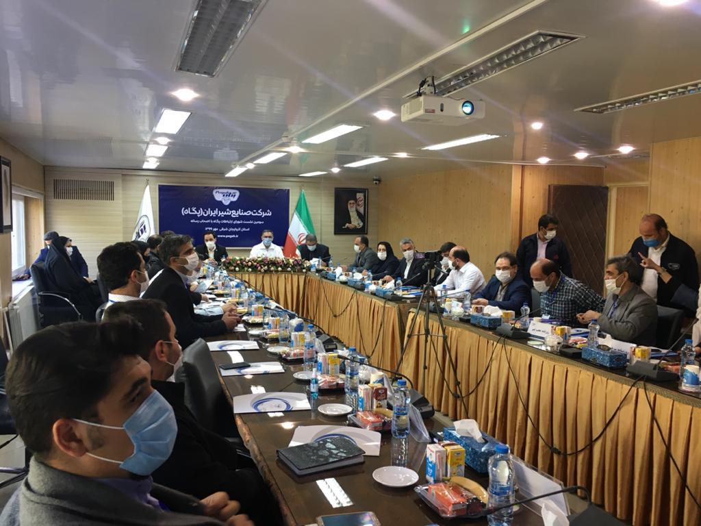 رشد ۳۰ درصدی فروش پگاه آذربایجان شرقی در شهریور