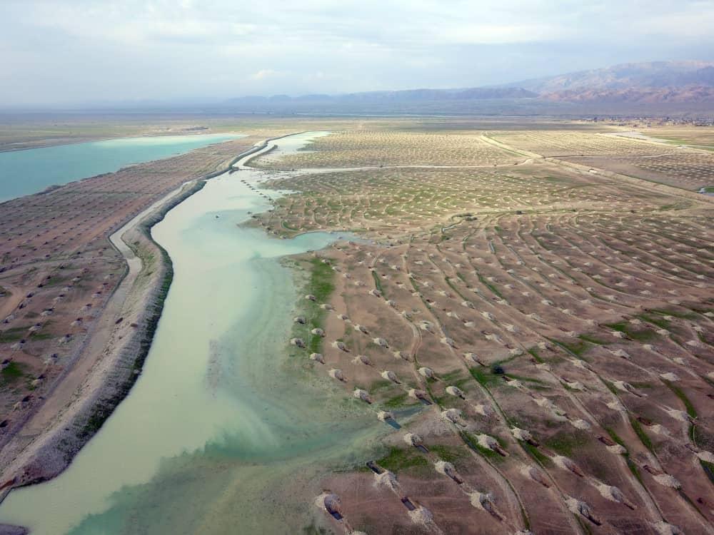 رشد ۵۴ درصدی سطوح تحت پوشش آبخیزداری و آبخوانداری در کشور