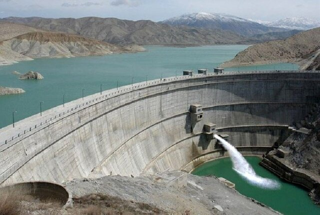 آب سدهای کشور کم شد