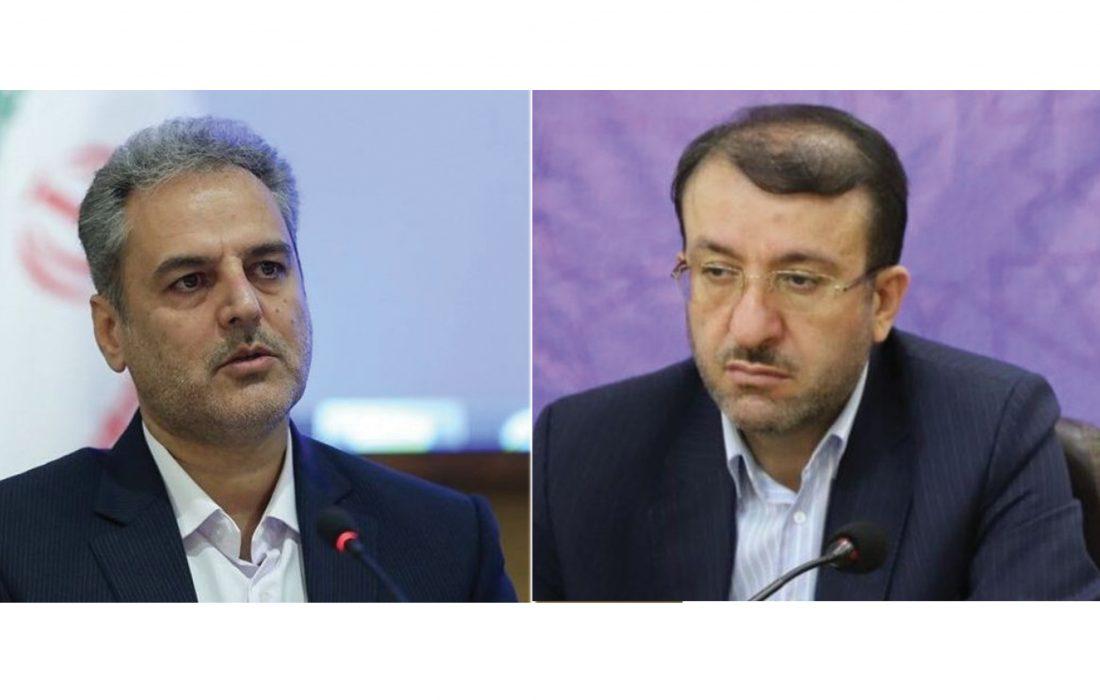 حضور وزیر جهاد کشاورزی در سازمان مرکزی تعاون روستایی ایران