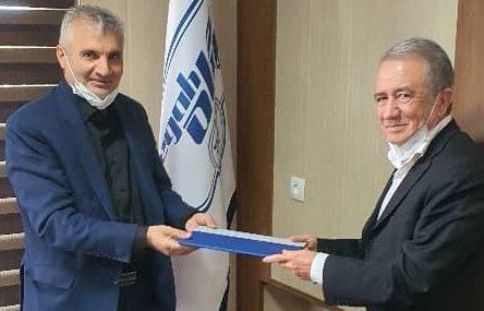 انتصاب مدیرعامل شرکت بازرگانی صنایع شیر ایران