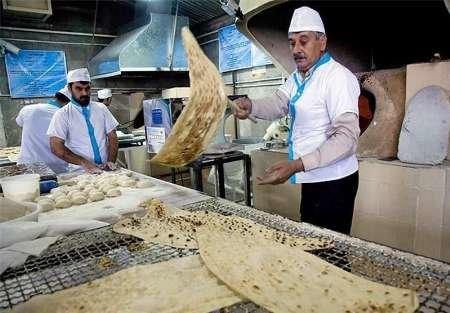 علت تأخیر در تحویل آرد به نانواییها