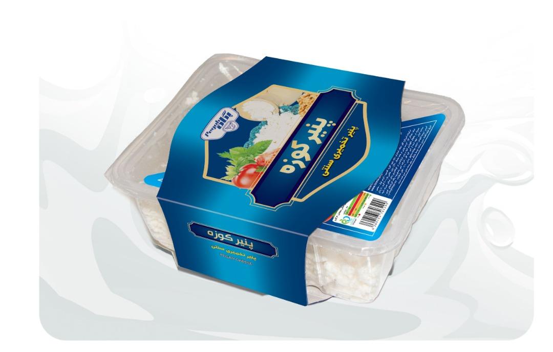 رشد ۳ برابری تولید پنیر در «غشاذر»