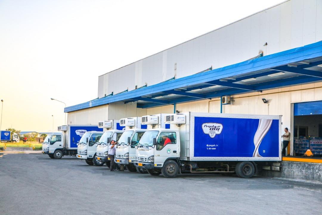 شیر استریل «غشاذر» به بازار امارات رسید