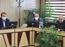 امضای تفاهمنامه تأمین مالی و برنامه عملیات اجرایی پروژههای آب و خاک در استان فارس