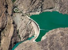 شتاب در عملیات ساخت سد آبریز کهگیلویه