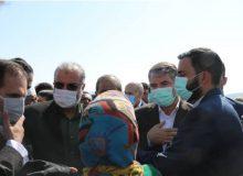 بازدید وزیر جهاد کشاورزی از یک مجتمع گلخانهای و دامداری در شهرستان زرین دشت