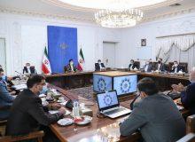 تأکید رئیس جمهور بر همکاری همه وزارتخانهها و دستگاهها برای خنثیسازی تحریمها و تنظیم بازار کالاهای اساسی